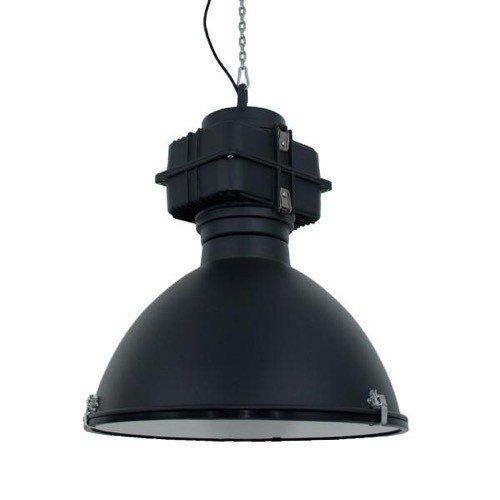 Industriele Lamp mat zwart 2 VM-Design