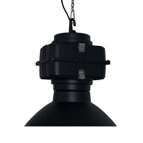 Industriele Lamp mat zwart 3 VM-Design