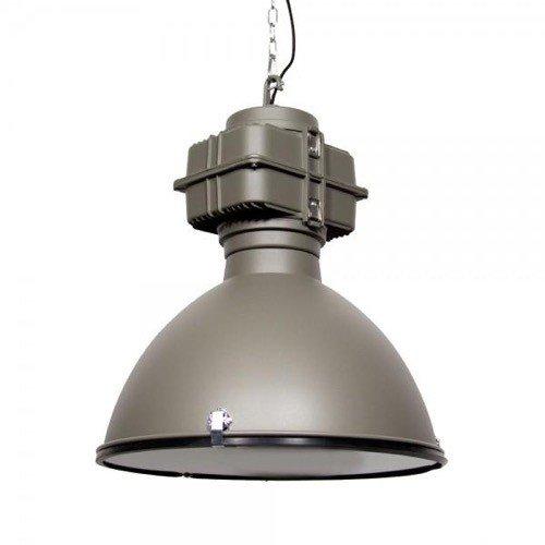 Industriele lamp mat grijs 2 VM-Design