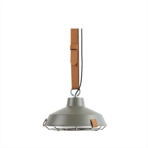 Lamp Cinto 35 grijs leer VM-Design