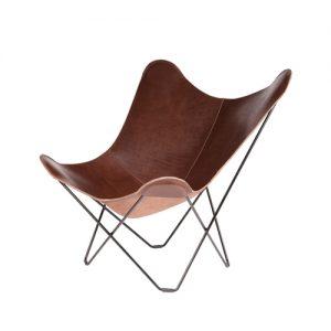 Mariposa Chair Chocolate