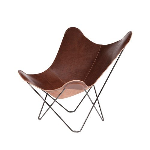 Mariposa Chair Chocolate