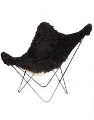 Mariposa Chair Shorn Black