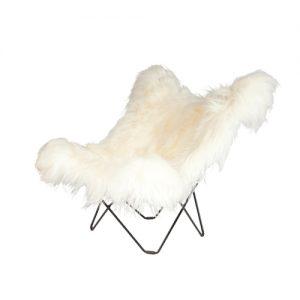 Mariposa Chair Wilde White