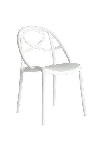 etoile chair white