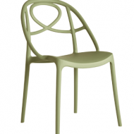 Etoile Chair Apple Green