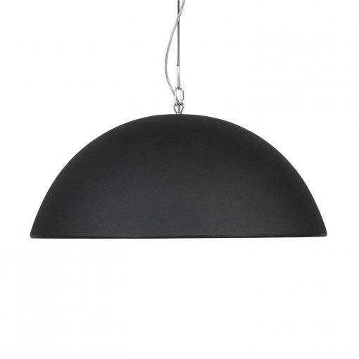 Basic Dome 90 zwart 2