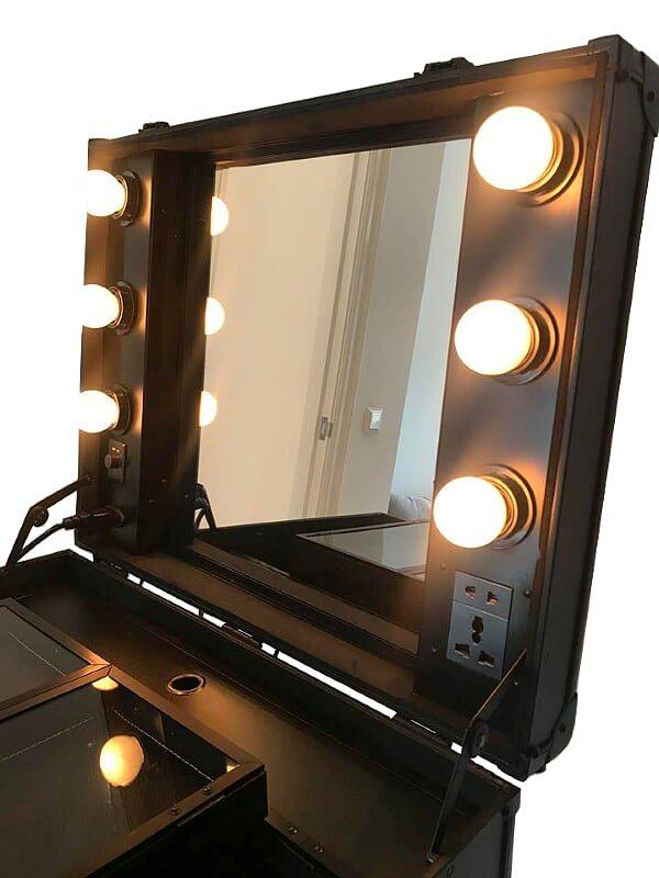 Make up Tafel Koffer VM-Design
