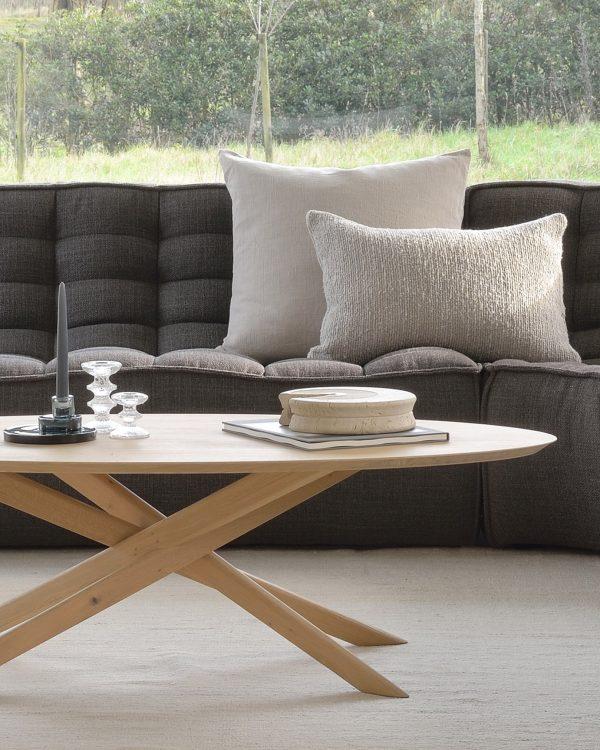 Sofa N701 dark grey sfeer