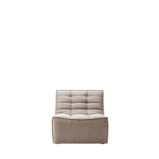Sofa N701 1 Seat Ethnicraft Beige