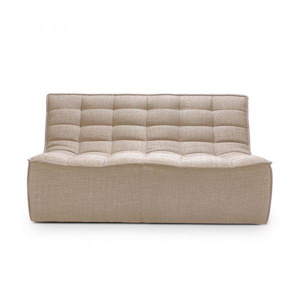 Sofa N701 2 seat beige