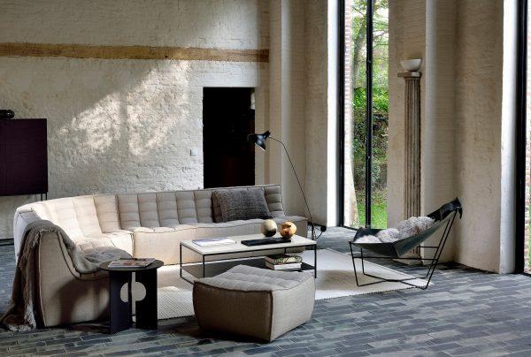 Sofa N701 beige sfeer 2