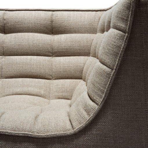 Sofa N701 Corner beige Ethnicraft 3