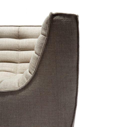 Sofa N701 Corner beige Ethnicraft 4