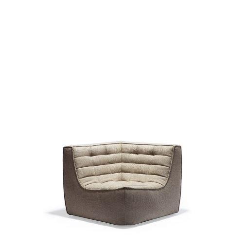Sofa N701 Corner beige Ethnicraft