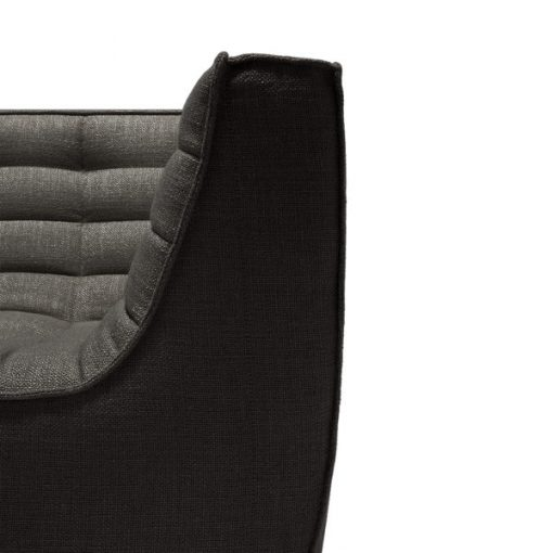 Sofa N701 Corner Dark Grey Ethnicraft 4