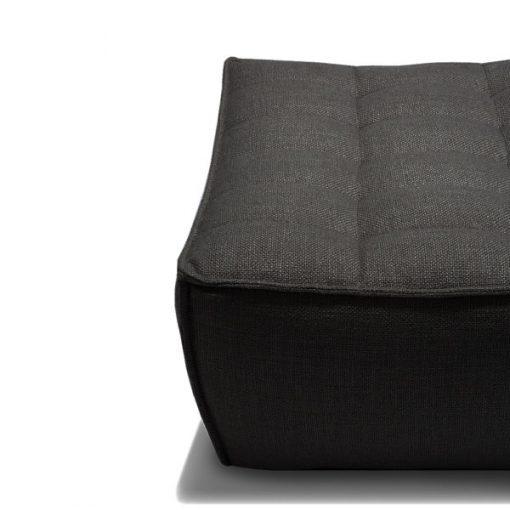 Sofa N701 Hocker Dark Grey Ethnicraft 2