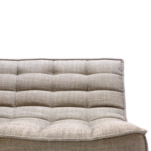Sofa N701 3 seater beige ethnicraft 3