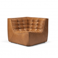 20080 Sofa N701 - corner - nut - old saddle 91x91x76_p
