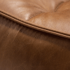 20081 Sofa N701 - footstool - nut - old saddle 70x70x43_det3