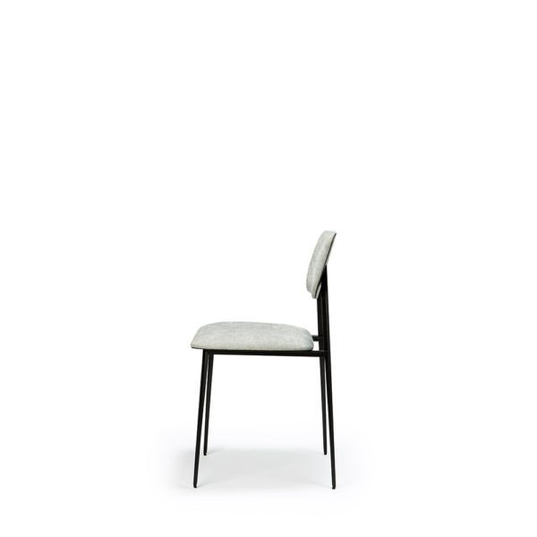 Remarkable Dc Dining Chair Licht Grijs Pdpeps Interior Chair Design Pdpepsorg