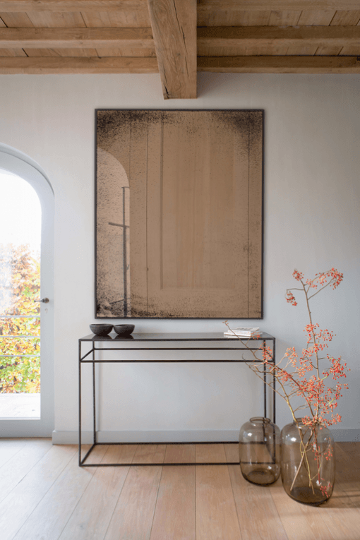 TGN-020724 Bronze Console + TGN-020662 Clear mirror