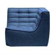 Sofa N701 seat blue