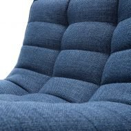 sofa - 3 seater - blue