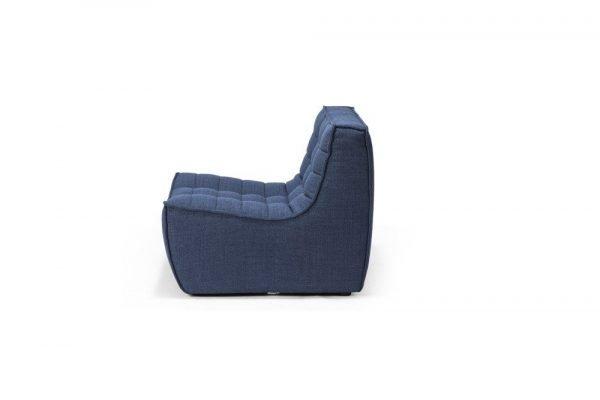 Sofa N701 1 seat blue