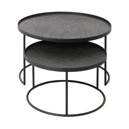 Tray coffeetable set low groot 3