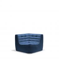 Sofa N701 corner blue