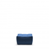sofa - hocker - blue