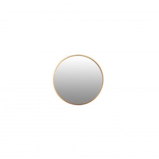 Spiegel rond goud 40 VM-Design