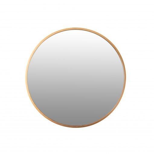 Spiegel rond goud 80 VM-Design
