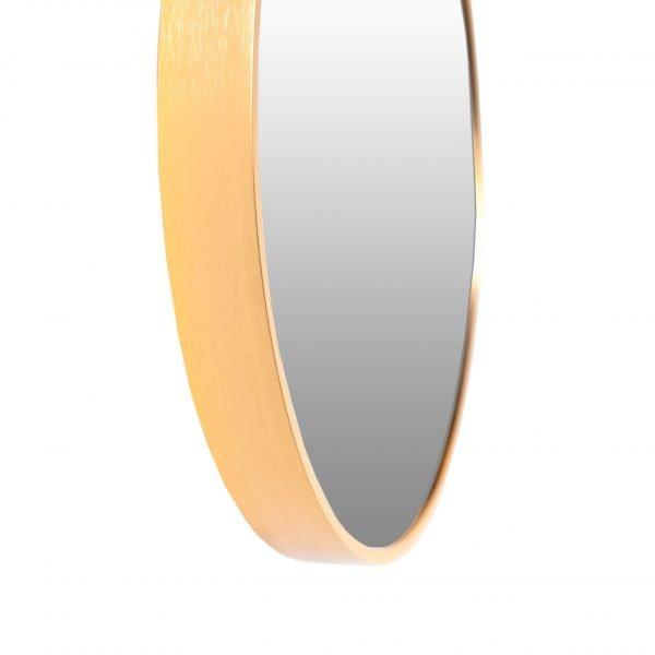 Spiegel rond goud detail VM-Design