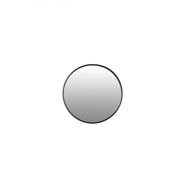 Spiegel rond zwart 40 VM-Design