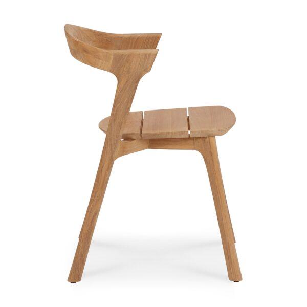 Tuinstoel Teak Bok dining chair outdoor