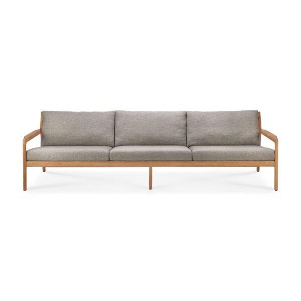 Tuinbank Teak Jack - sofa 265 - mocha outdoor