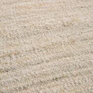 Ethnicraft x Ashtari vloerkleed nomad kilim sand rug