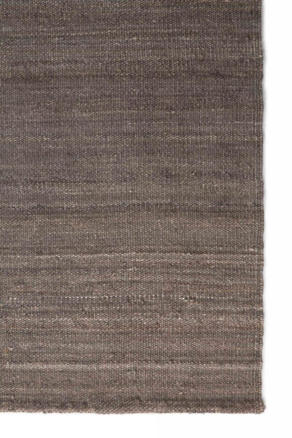 Ethnicraft Nomad kilim vloerkleed 170x240 - grey