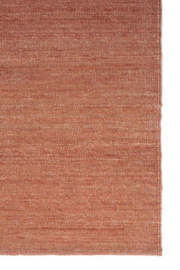Ethnicraft | Nomad kilim vloerkleed rug - terracotta
