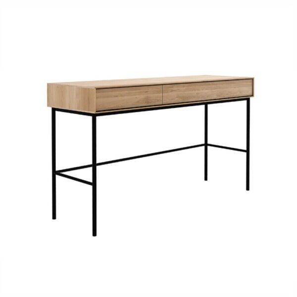 Oak Whitebird desk Ethnicraft 1