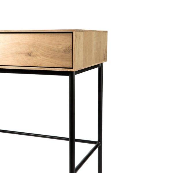 Oak Whitebird desk Ethnicraft 2