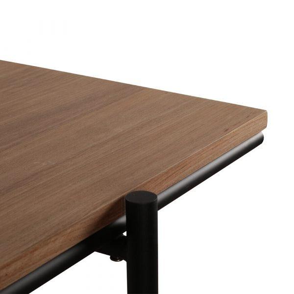 Teak Oscar desk 140x70 Ethnicraft