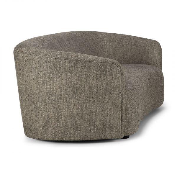 Sofa Ellipse - 3 seater - ash